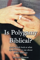 Is Polygamy Biblical?