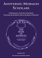 Answering Mormon Scholars Volume One PDF